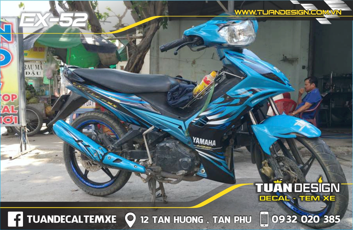 EXCITER 150 V1